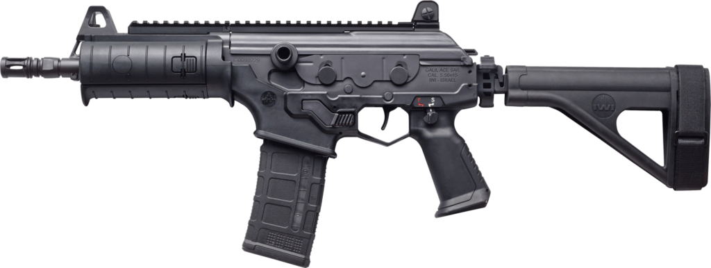 IWI Galil ACE 5.56/.223 Pistol with Stabilizing Brace