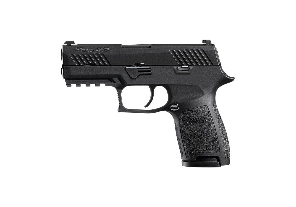 Sig Sauer P320 9mm Sub Compact