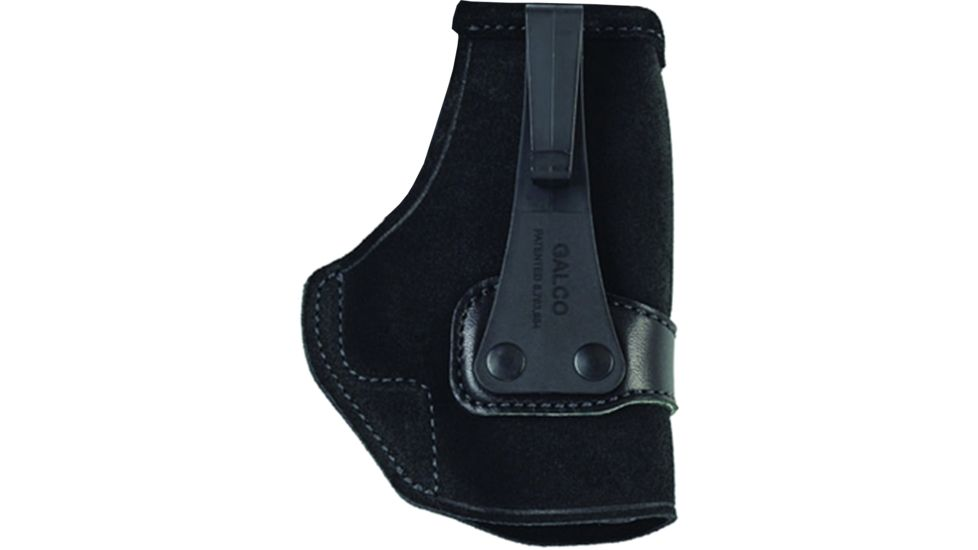 Galco Tuck-N-Go 2.0 IWB Holster for Sig Sauer P365 w/TLR6 Ambi Leather Black
